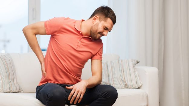 Heavy Lifting by Young Workers Linked to Low Back Pain in Midlife