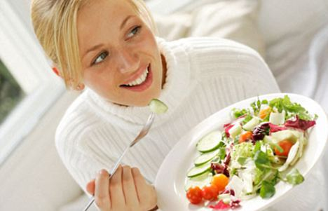 Accentuate the Positive in Eating